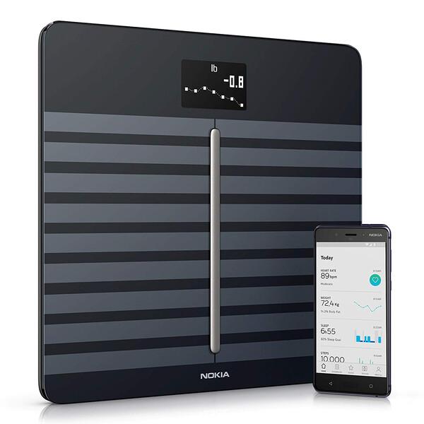 Умные весы Nokia (Withings) Body Cardio Black