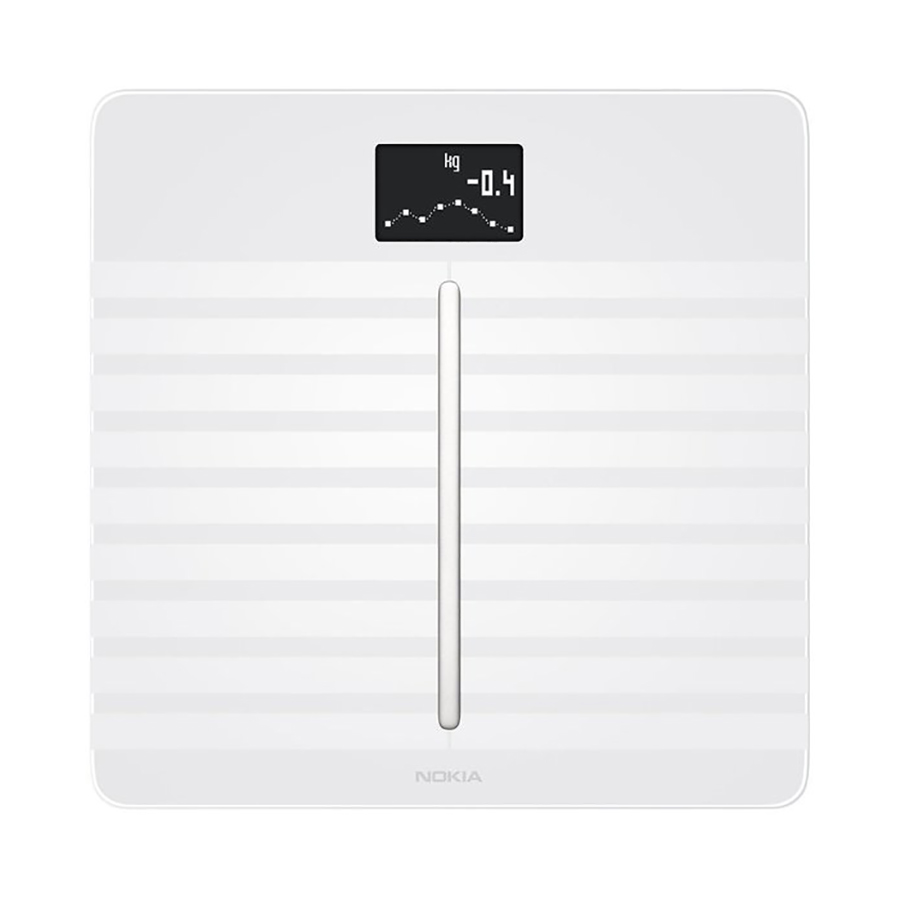 Купить Умные весы Nokia (Withings) Body Cardio White