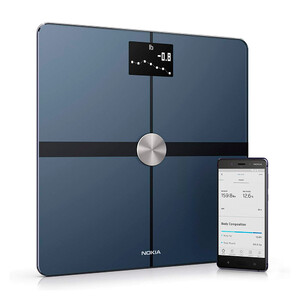 Купить Умные весы Nokia (Withings) Body+ Composition Wi-Fi Scale Black