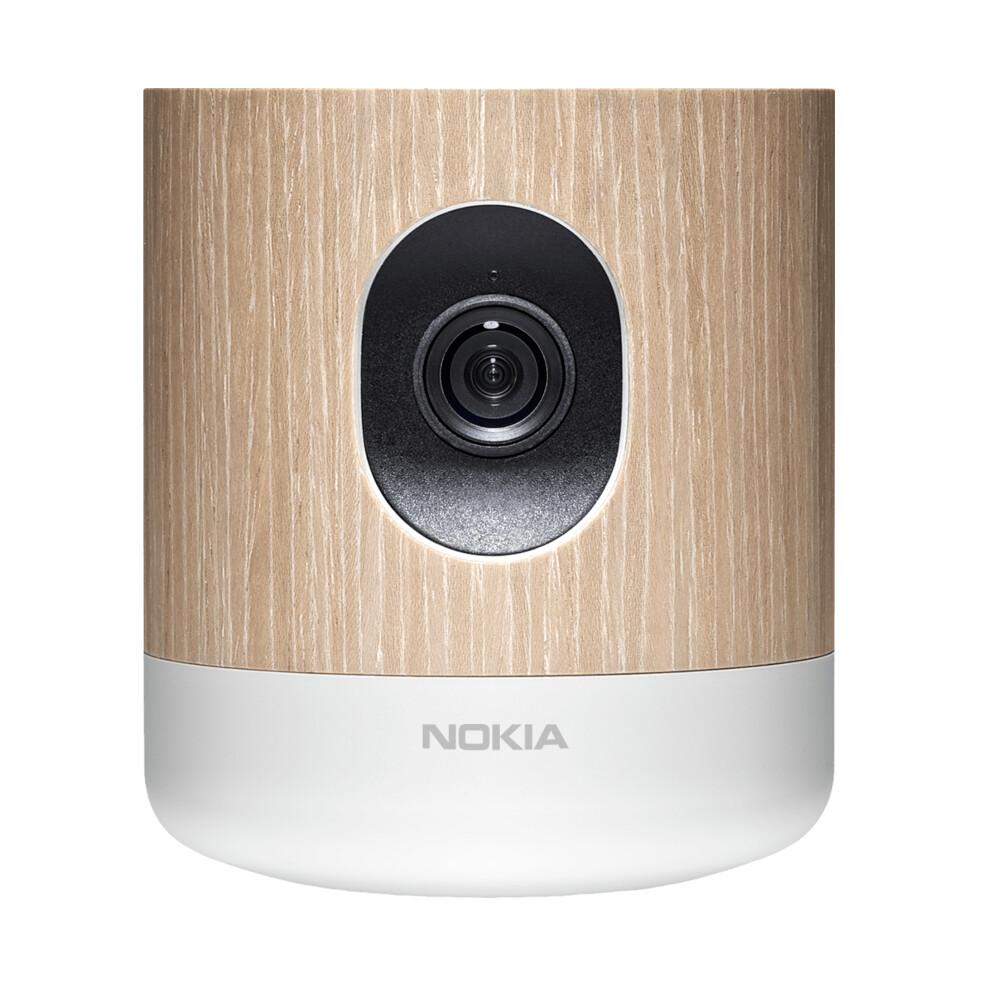 Умная камера видеонаблюдения Nokia (Withings) Home