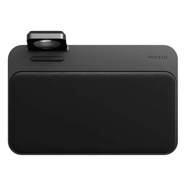 Беспроводная зарядка Nomad Base Station Apple Watch Mount Edition 5-в-1 для iPhone + EU адаптер