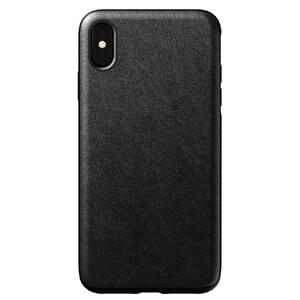 Купить Кожаный чехол Nomad Rugged Case Black для iPhone XS Max