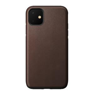 Купить Кожаный чехол Nomad Rugged Case Rustic Brown для iPhone 11