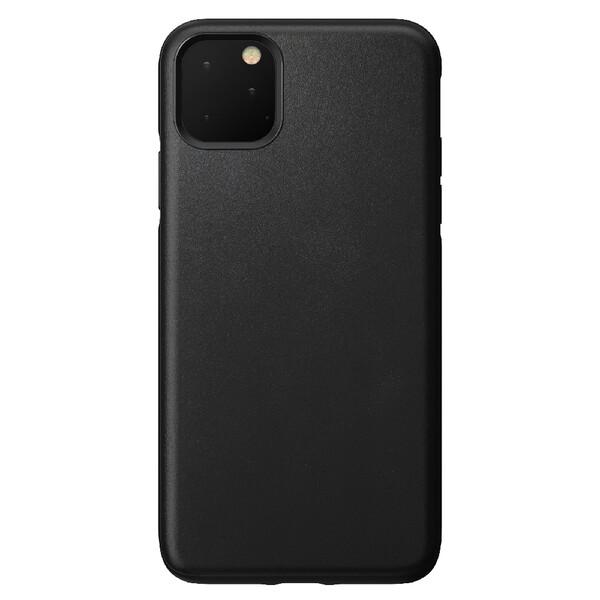 Кожаный чехол Nomad Rugged Case Black для iPhone 11 Pro Max