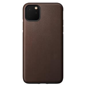 Купить Кожаный чехол Nomad Rugged Case Rustic Brown для iPhone 11 Pro Max