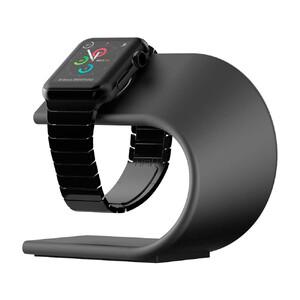 Купить Алюминиевая док-станция Nomad Stand для Apple Watch Space Gray