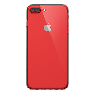 Купить Прозрачный ультратонкий чехол SwitchEasy Nude Crystal Clear для iPhone 7 Plus/8 Plus