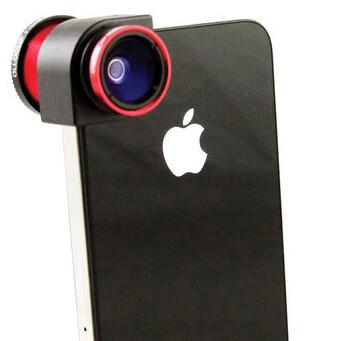 Объектив Olloclip 4-in-1 для iPhone 4/4S