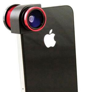 Купить Объектив Olloclip 4-in-1 для iPhone 4/4S
