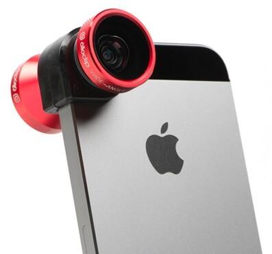 Объектив Olloclip 4-in-1 для iPhone 5/5S/SE