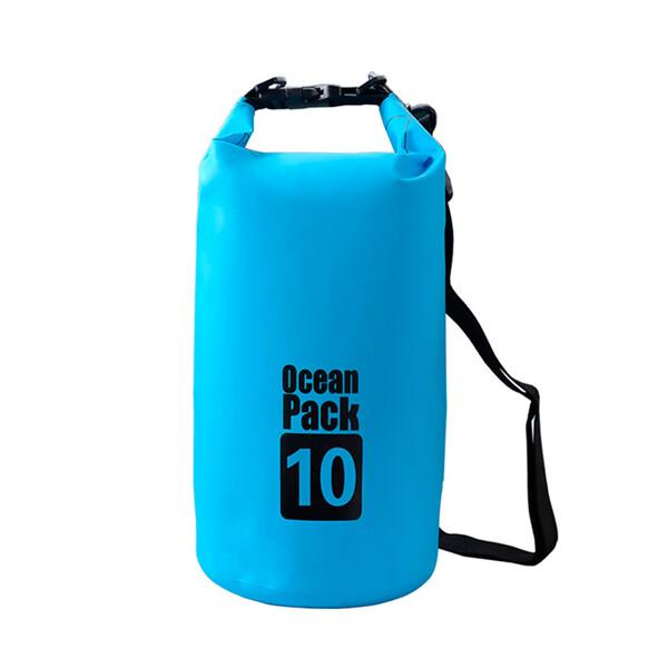 Гермомешок iLoungeMax Ocean Pack 10L Light Blue