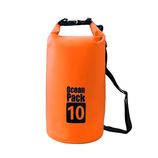 Гермомешок iLoungeMax Ocean Pack 10L Orange