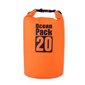 Купить Гермомешок Ocean Pack 20L Orange