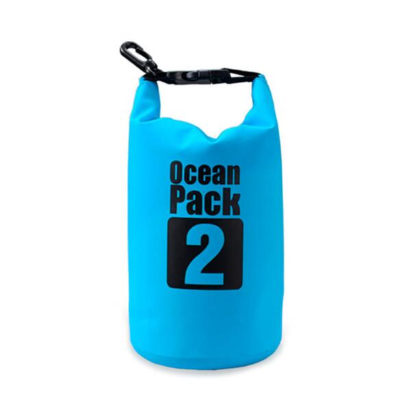 Гермомешок iLoungeMax Ocean Pack 2L Light Blue