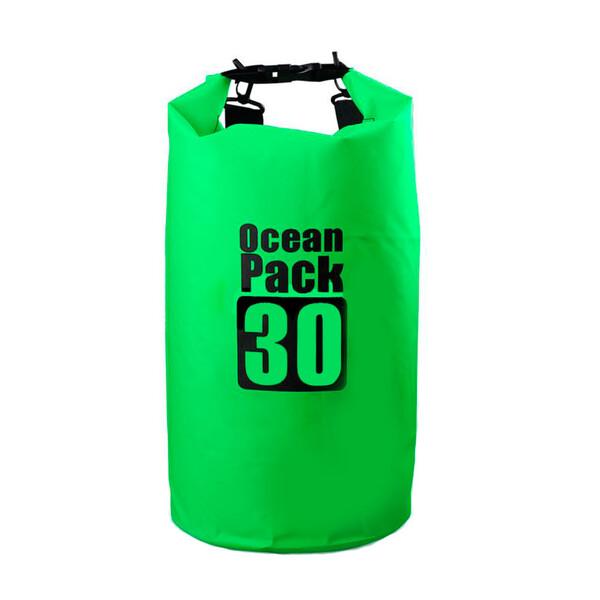 Гермомешок iLoungeMax Ocean Pack 30L Green