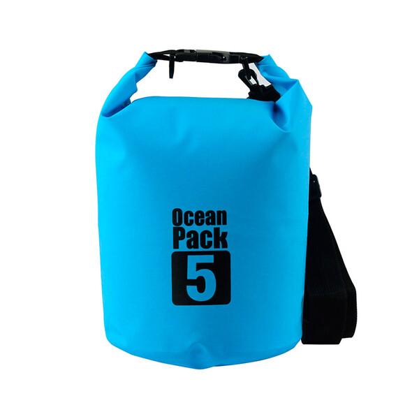 Гермомешок iLoungeMax Ocean Pack 5L Light Blue