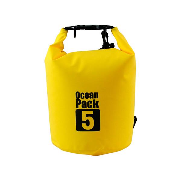 Гермомешок iLoungeMax Ocean Pack 5L Yellow