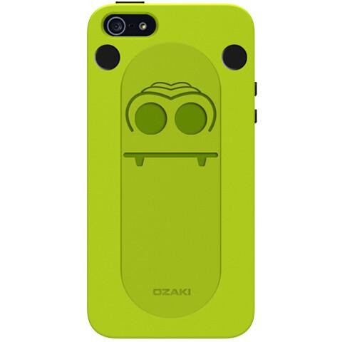 Чехол Ozaki O!coat FaaGaa Crocodile для iPhone 4/4S