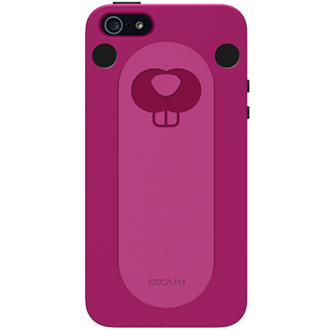 Чехол Ozaki O!coat FaaGaa Sea Ofters для iPhone 4/4S