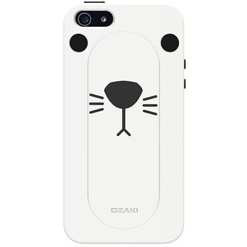 Чехол Ozaki O!coat FaaGaa Seal для iPhone 5/5S/SE