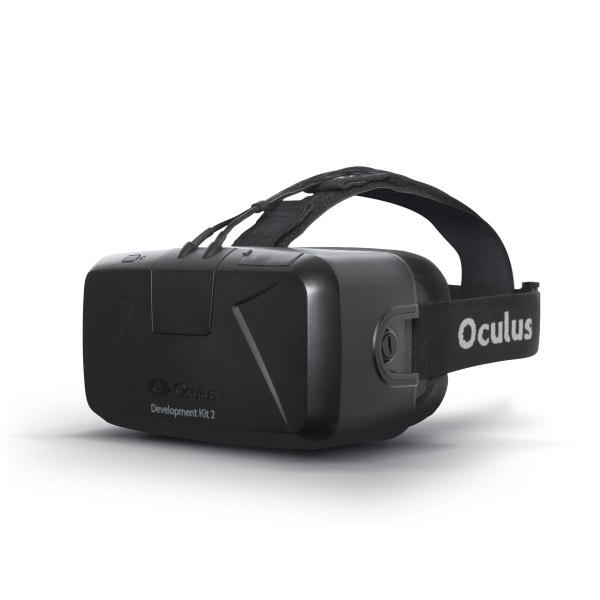 Очки виртуальной реальности Oculus Rift 2 HD (DK2)