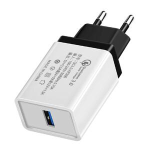 Купить Зарядное устройство Olaf Qualcomm Quick Charge 3.0 Black