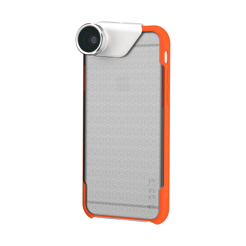 Чехол Olloclip Ollocase Clear Orange для iPhone 6/6s