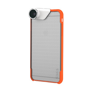 Купить Чехол Olloclip Ollocase Clear Orange для iPhone 6 Plus/6s Plus