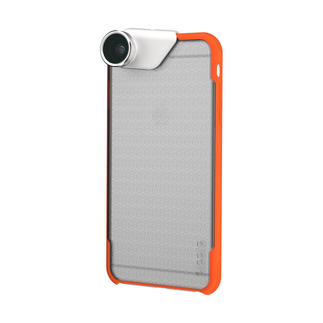 Чехол Olloclip Ollocase Clear Orange для iPhone 6/6s Plus