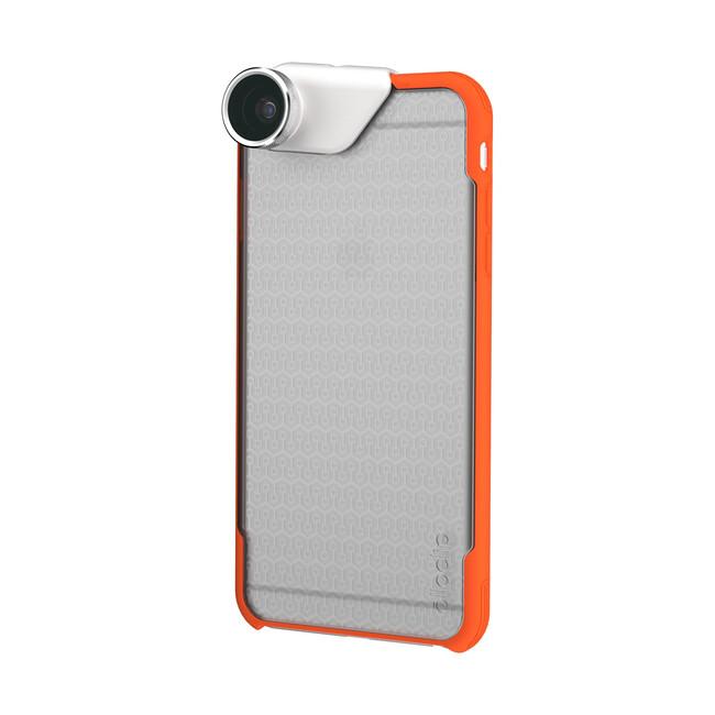 Чехол Olloclip Ollocase Clear Orange для iPhone 6/6s Plus