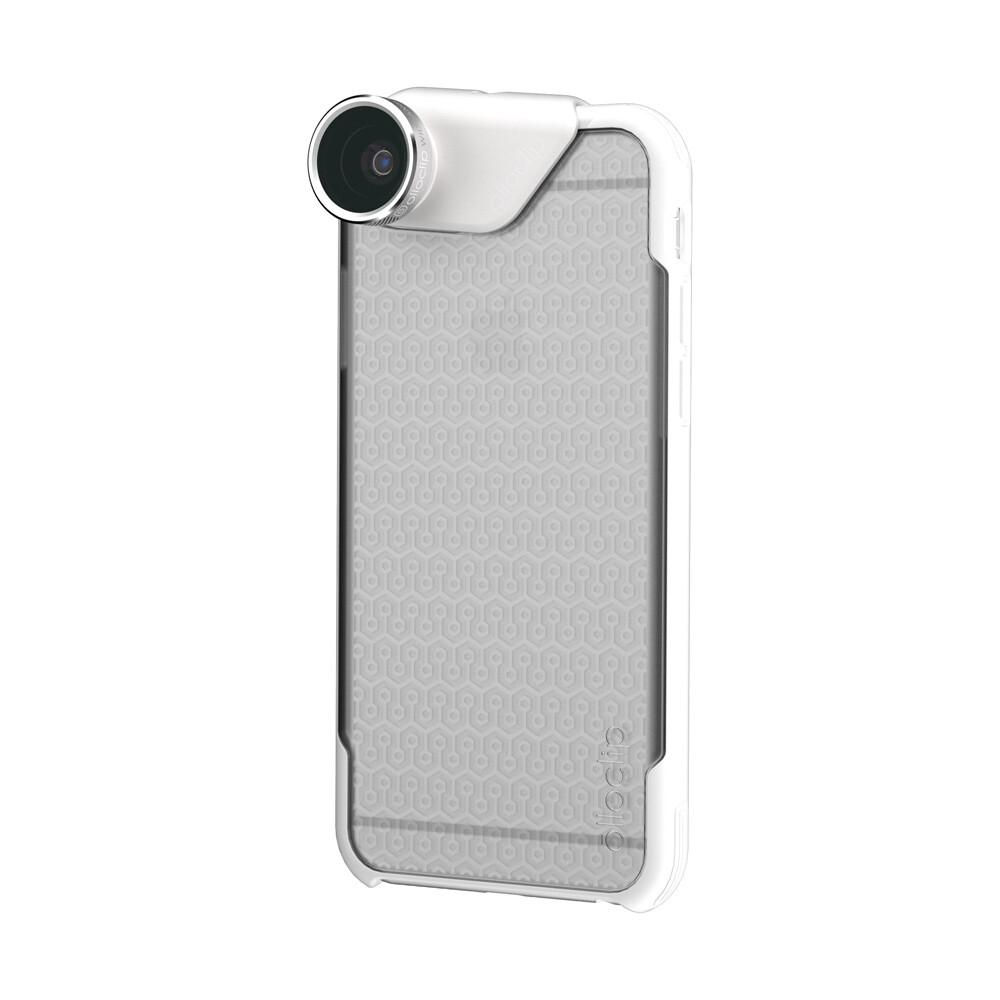 Чехол Olloclip Ollocase Clear White для iPhone 6/6s