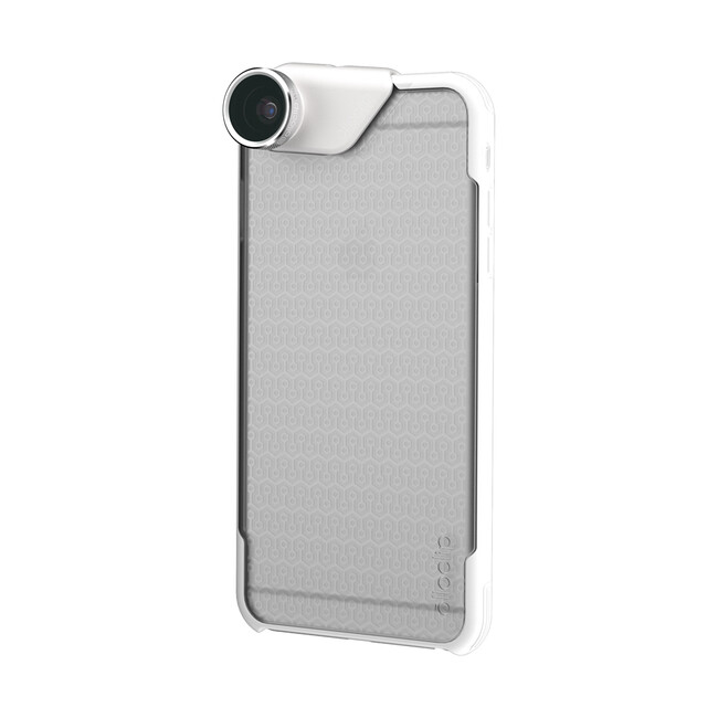 Чехол Olloclip Ollocase Clear White для iPhone 6/6s Plus