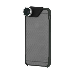 Купить Чехол Olloclip Ollocase Matte Clear Dark Gray для iPhone 6/6s