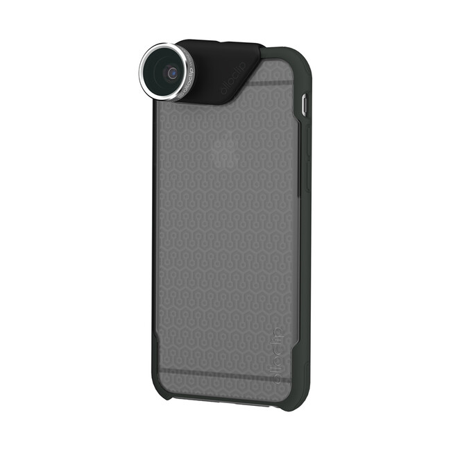 Чехол Olloclip Ollocase Matte Clear Dark Gray для iPhone 6/6s
