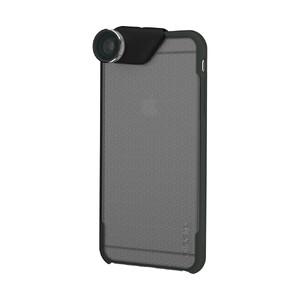 Купить Чехол Olloclip Ollocase Matte Clear Dark Gray для iPhone 6/6s Plus