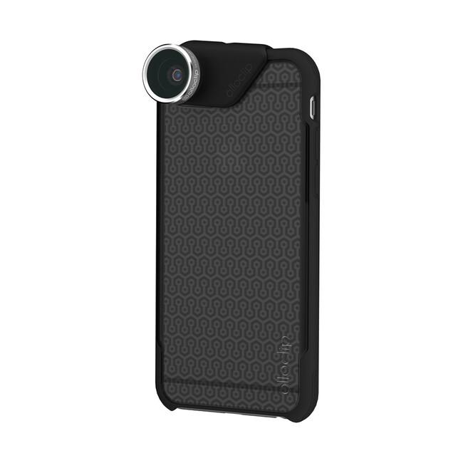 Чехол Olloclip Ollocase Matte Smoke Black для iPhone 6/6s