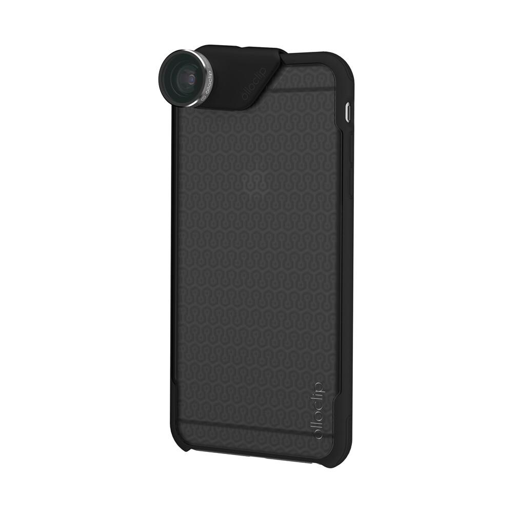 Чехол Olloclip Ollocase Matte Smoke Black для iPhone 6/6s Plus