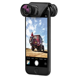 Купить Объектив Olloclip Core Lens Set + чехол Ollocase для iPhone 7/8/7 Plus/8 Plus
