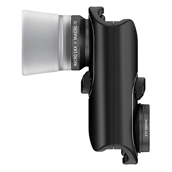 Объектив Olloclip Macro Pro Lens для iPhone 7 | 7 Plus | 8 | 8 Plus