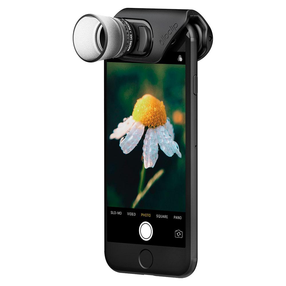 объектив iphone 7