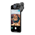 Объектив Olloclip Mobile Photography Box Set для iPhone X/XS