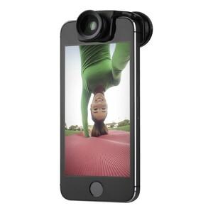 Купить Объектив Olloclip Selfie 3-in-1 для iPhone 5/5S/SE