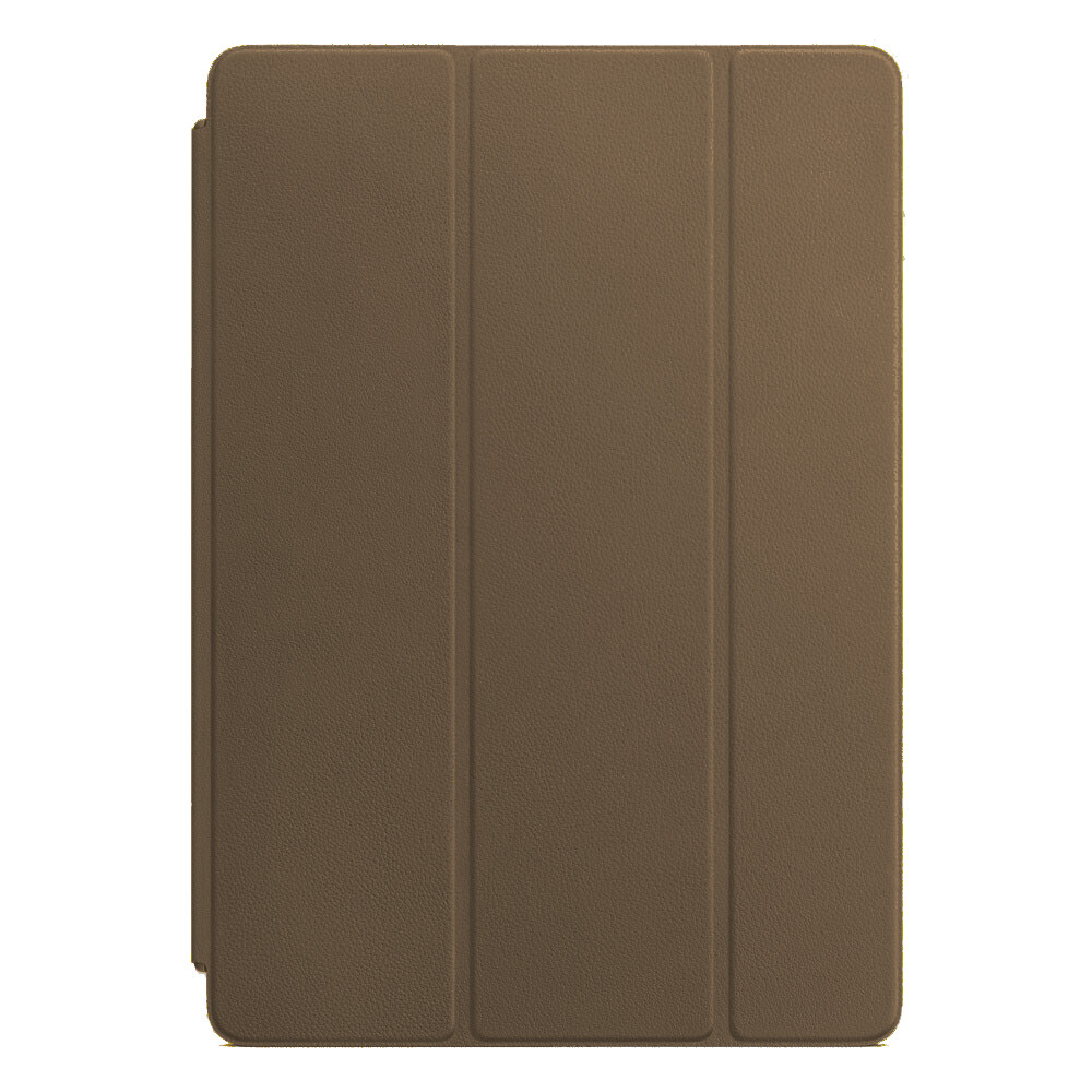 "Чехол iLoungeMax Leather Smart Case Olive Brown для iPad 8 | 7 10.2"" (2020 | 2019) OEM"