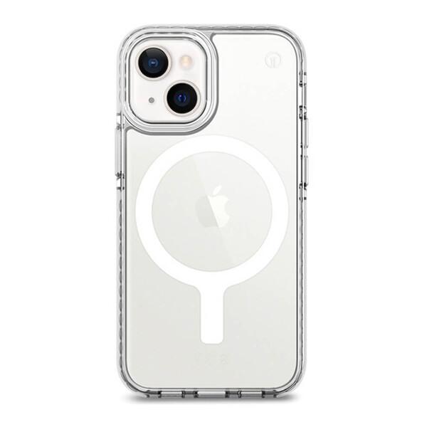 Прозрачный чехол oneLounge 1Mag Bumper MagSafe для iPhone 13