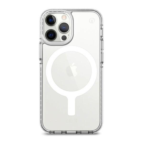 Прозрачный чехол oneLounge 1Mag Bumper MagSafe для iPhone 13 Pro
