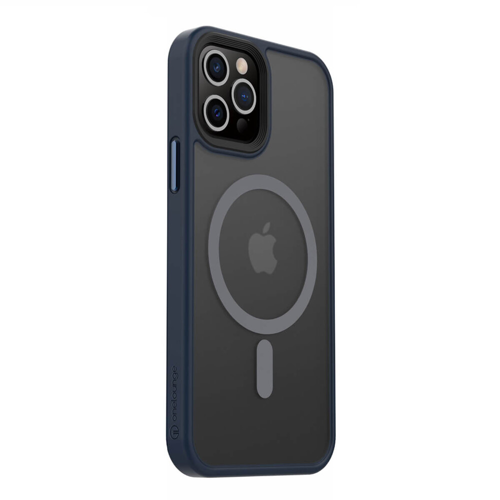 Чехол oneLounge 1Mag Pro MagSafe Blue для iPhone 12 | 12 Pro