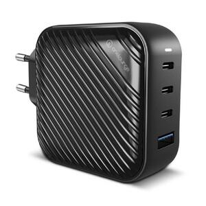 Купить Быстрая зарядка oneLounge 1Power GaN 100W 3xUSB-C + USB-A для MacBook   iPhone   iPad