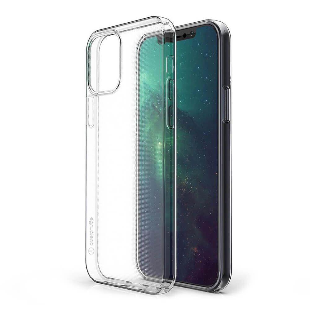 Прозрачный TPU чехол oneLounge 1Silicol для iPhone 13 mini