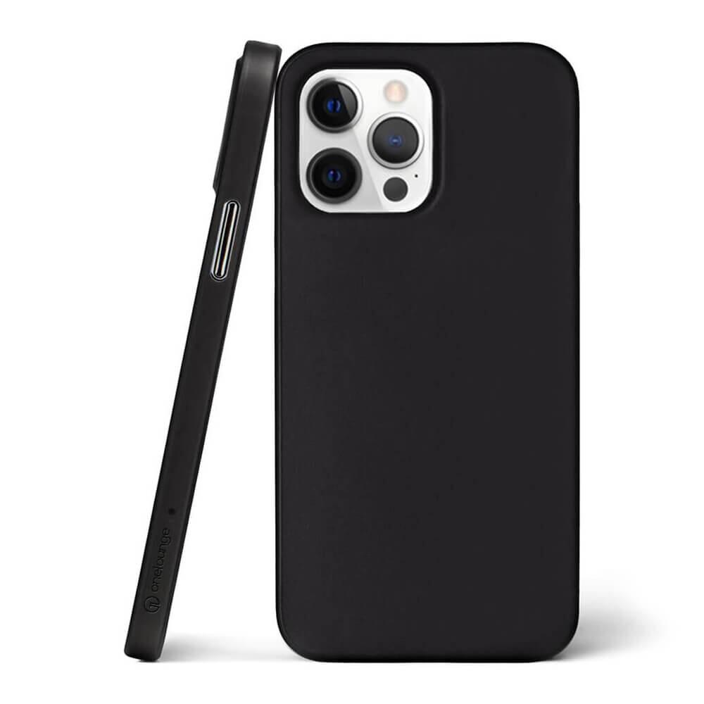 Супертонкий чехол oneLounge 1Thin 0.35mm Black для iPhone 13 Pro