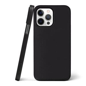 Купить Супертонкий чехол oneLounge 1Thin 0.35mm Black для iPhone 13 Pro